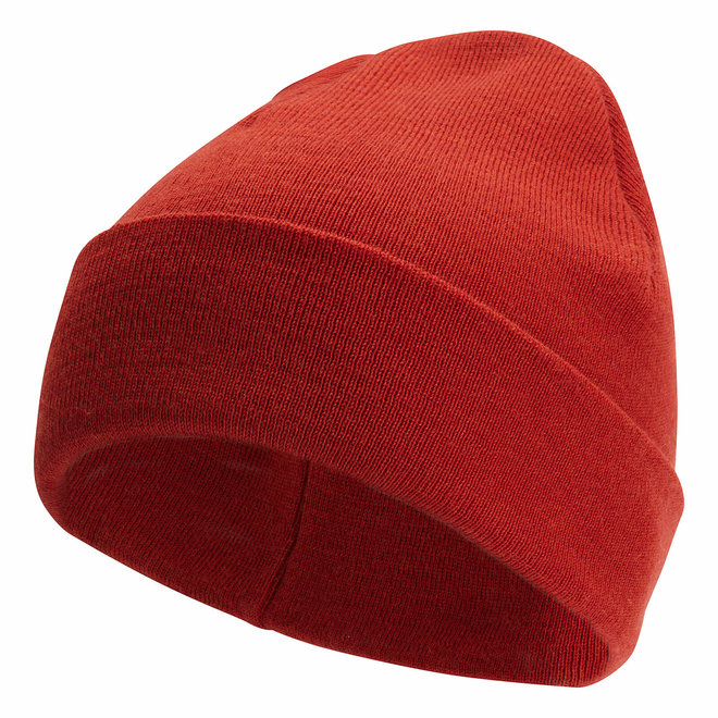 Beanie Classic - Autumn Red
