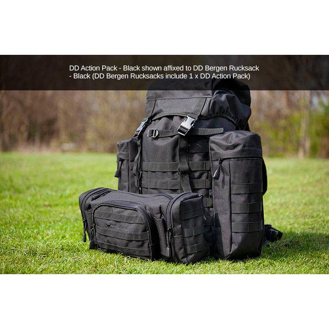 Action Pack - Zwart