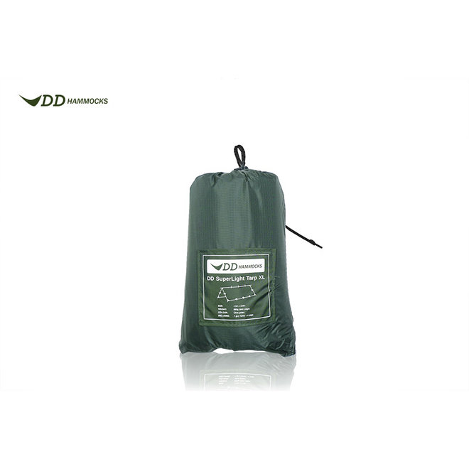 Superlight Tarp XL - Olive Green