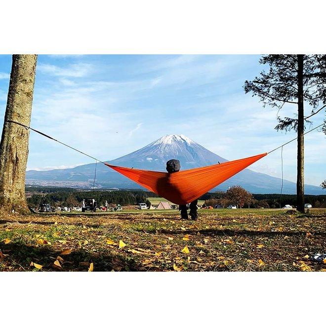 Superlight Hammock - Sunset Orange