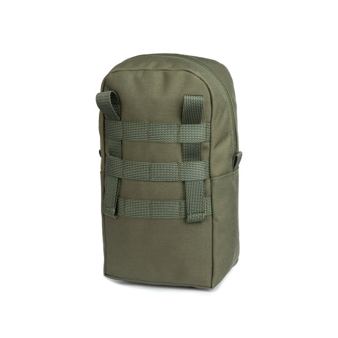 Vertical Pouch - Olive - L
