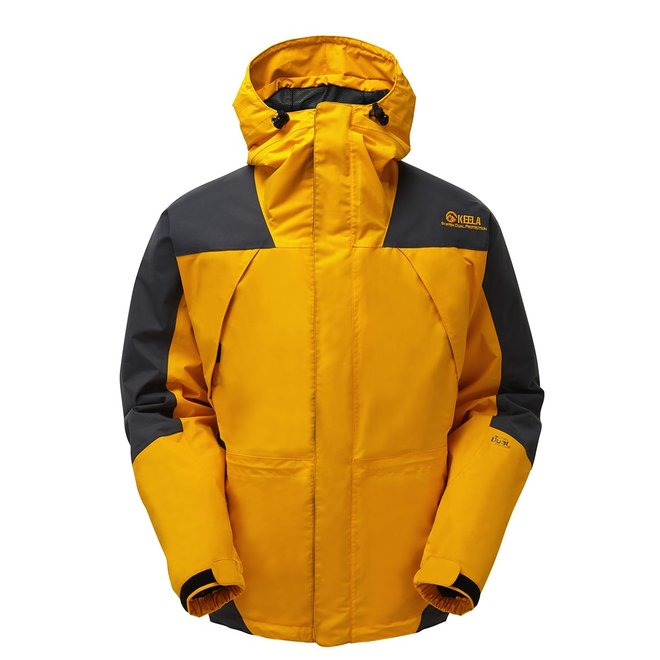 Munro Expedition Jacket - Mango / Carbon