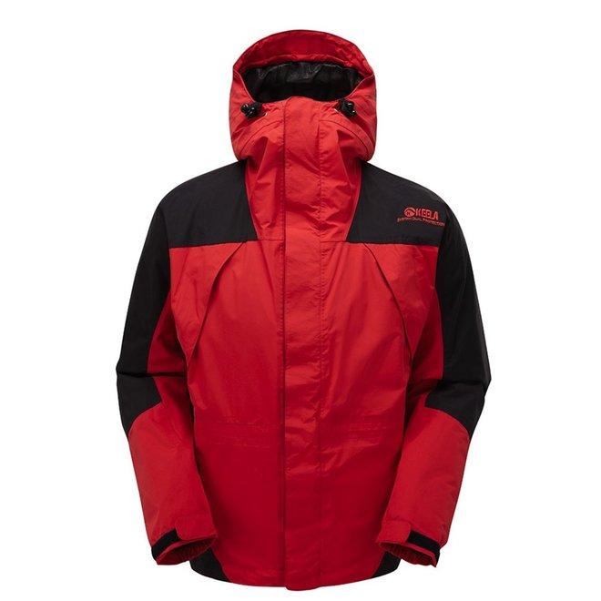 Munro Expedition Jacket - Rood / Zwart
