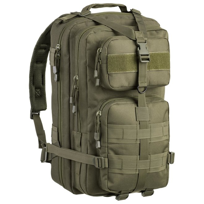 Tactical Back Pack 40L HYDRO Compatible - Olive Green