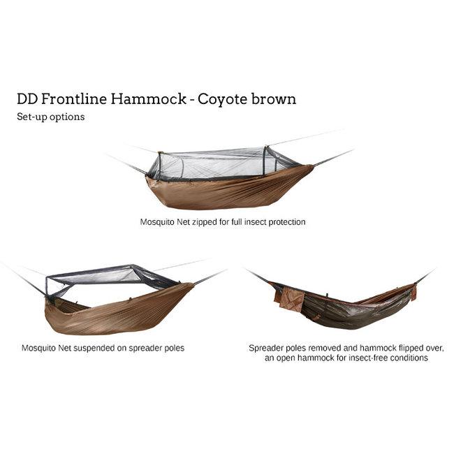Frontline hangmat – Coyote Brown