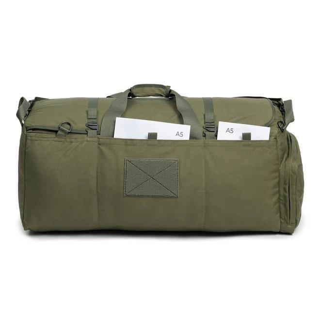 Duffelbag KEIKKA 80L Olive Green