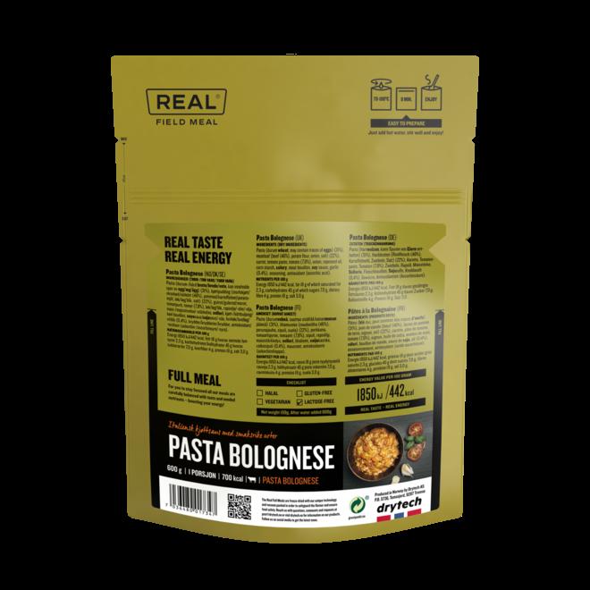 -Full Meal-Pasta Bolognese