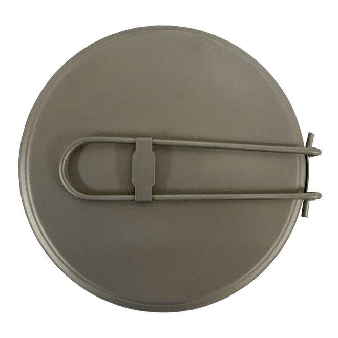 Titanium Koekenpan/Skillet