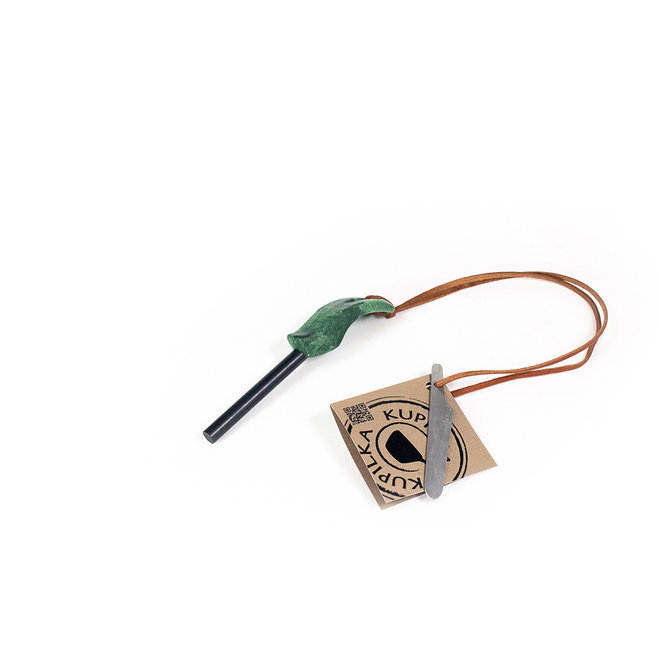 8 Firesteel-Conifer (groen)
