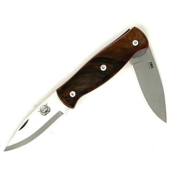 Wildcat Pocket Knife  - Turkish Walnut
