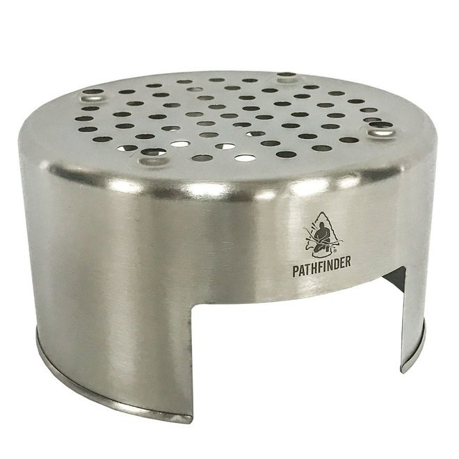 Bush Pot Stove