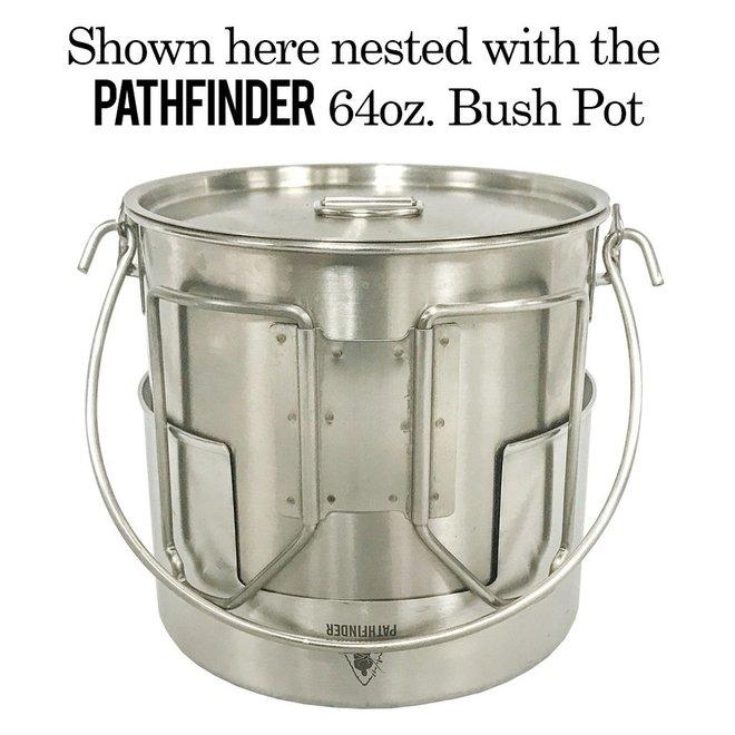 Bush Pot Hobo-Stove