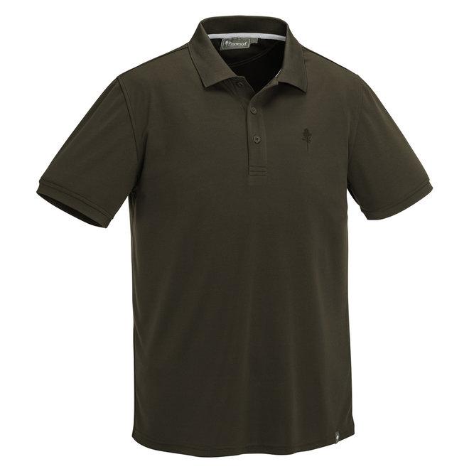 Ramsey Coolmax Shirt - Suede Brown (9458)
