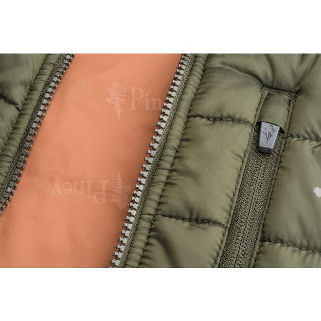 Brenton Vest - Brown / Burnt Orange (5224)