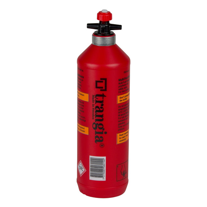 Fuel Bottle 1000ml - Rood