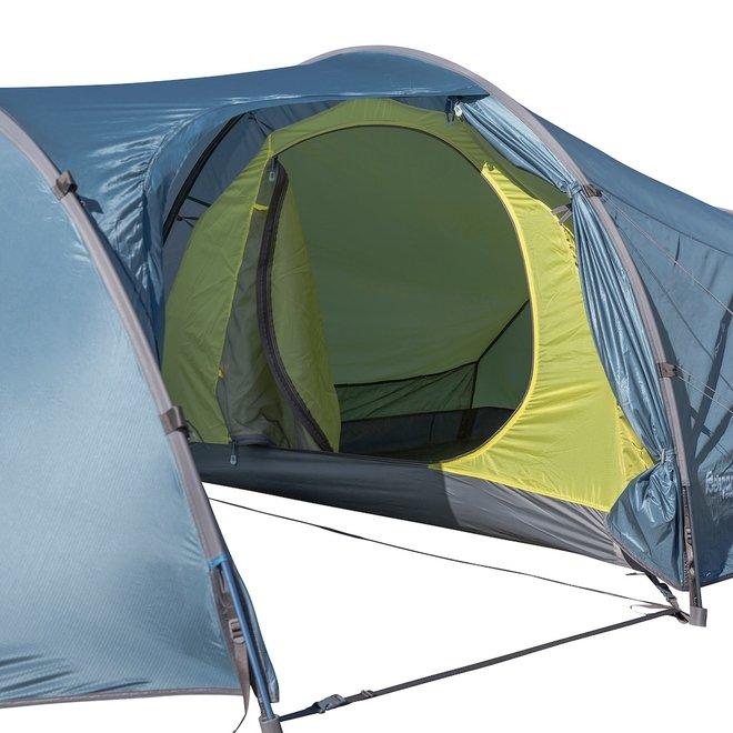 Trollhetta Tunnel 3-Pers Tent - Light Fogblue