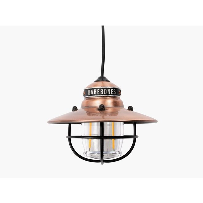 Edison Pendant Light Single Pack - Copper