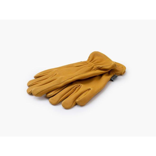 Klassieke Werkhandschoen Natural Yellow L/XL