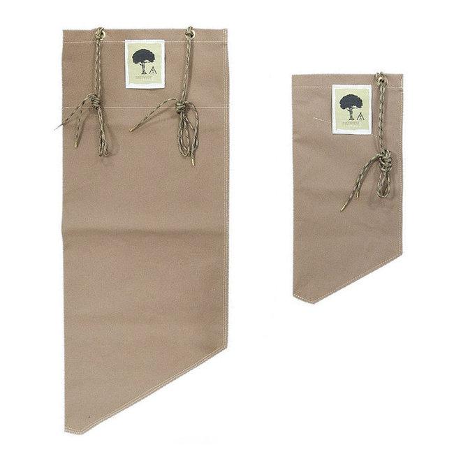 Group Size-Brown Filter Bag