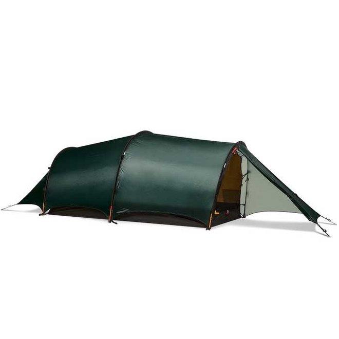 Helags 2 - 2 Pers. tent (Groen)