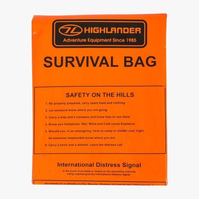 Emergency Survival Bag Orange