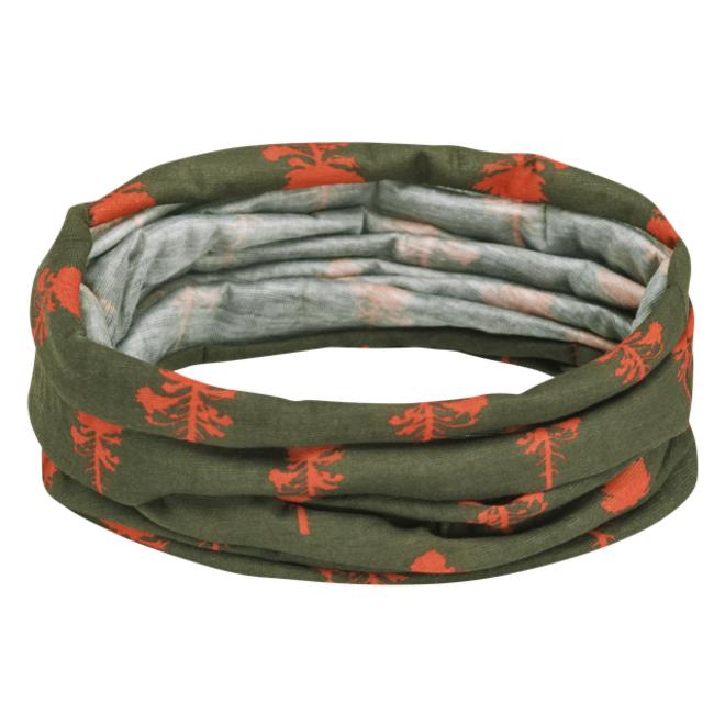 Hoofdsjaal 3-pack - Oranje/Groen/Zwart