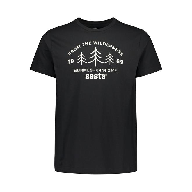 Wilderness T-Shirt - Black