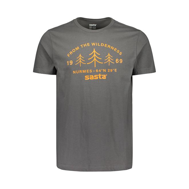 Wilderness T-Shirt - Grijs
