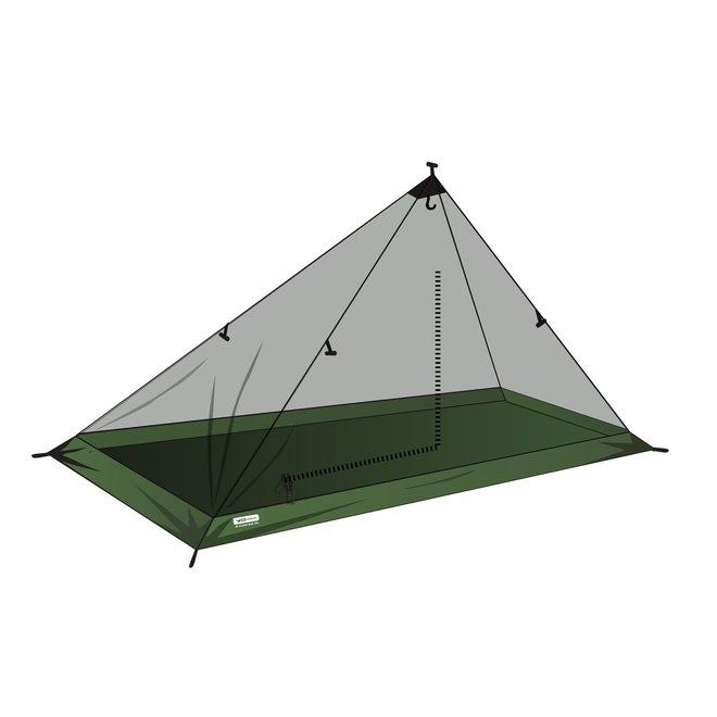 SuperLight - Solo Mesh Tent