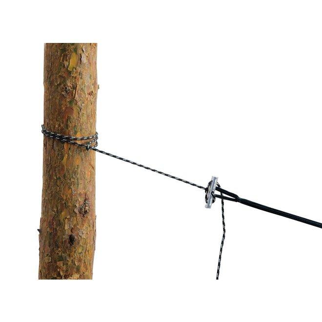 Hammock suspension rope: Microrope