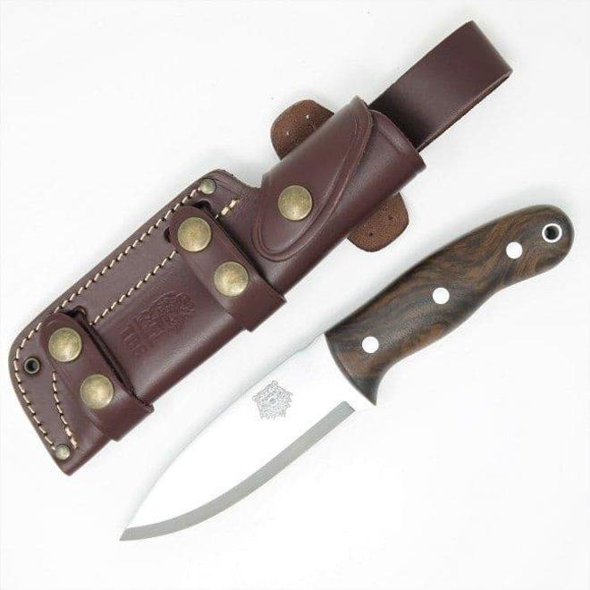 Grizzly Bushcraft Knife-Turkish Walnut