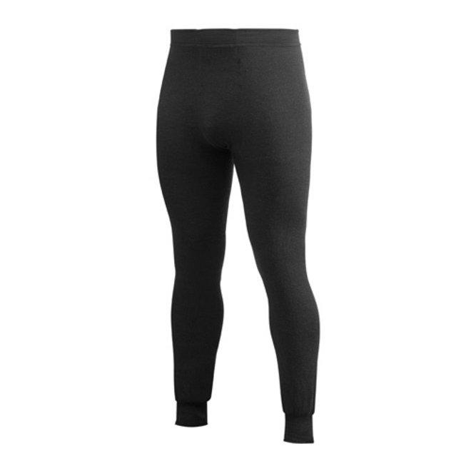 Merino Mid Layer Long Johns 400 - Black