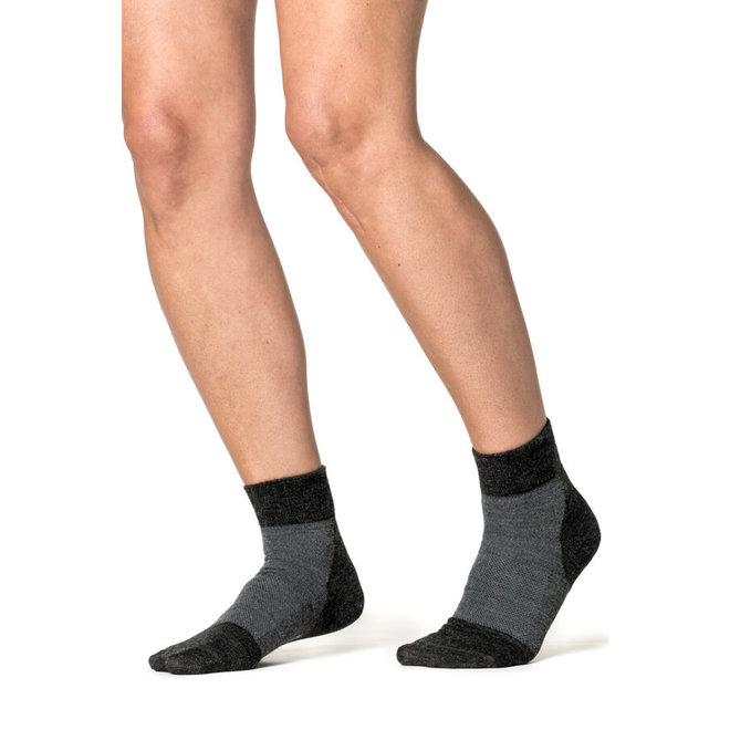 Sokken Skilled Liner Short - Dark Grey/Grey