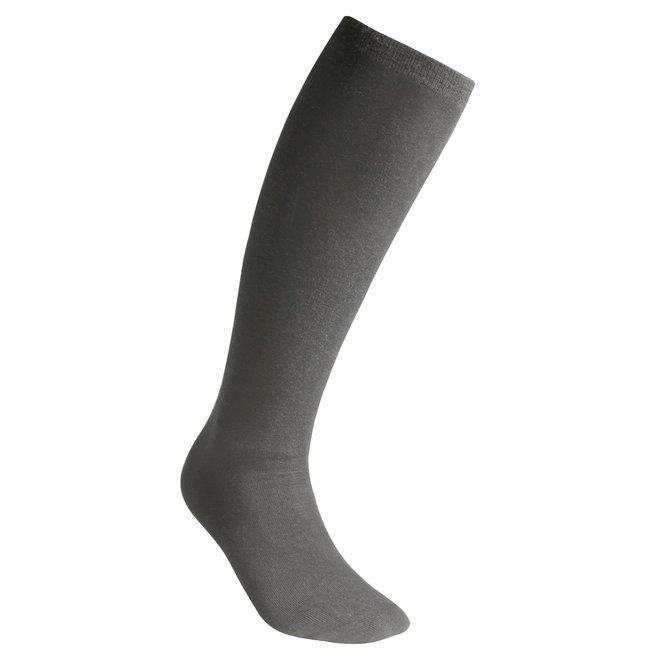 Merino Sokken Liner Knee-high - Grey