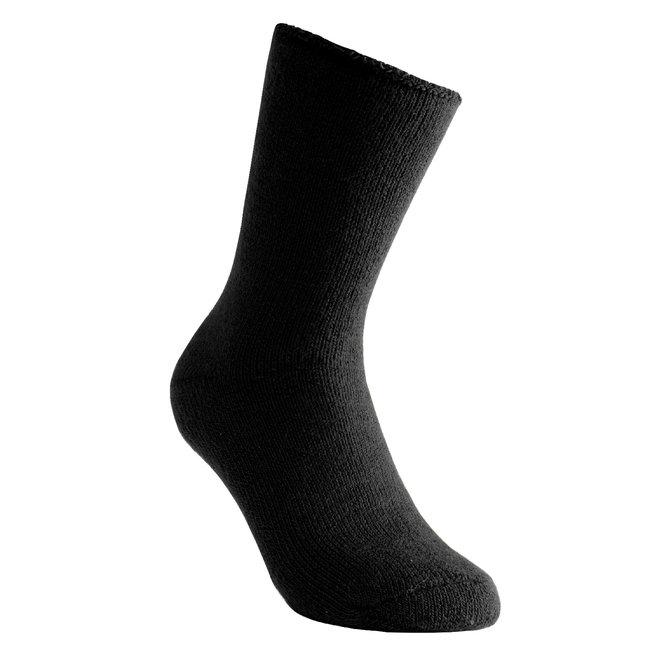 Merino Sokken Ullfrotté Original 600 - Black