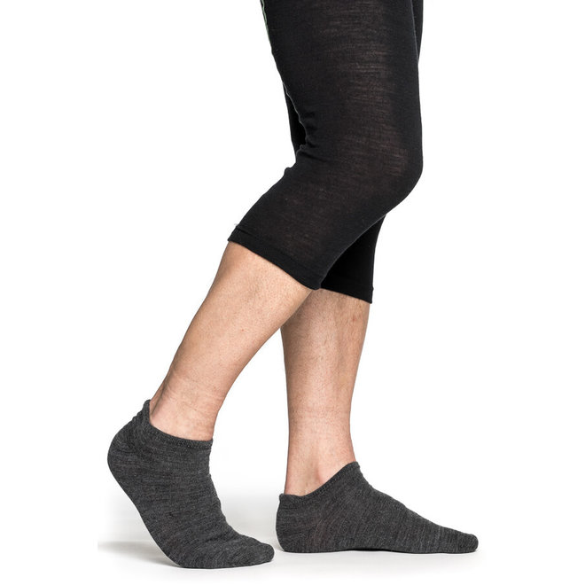 Merino Sokken Shoe Liner - Grey