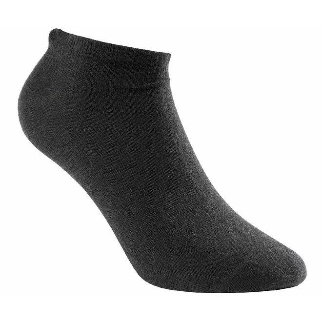 Merino Sokken Shoe Liner - Black