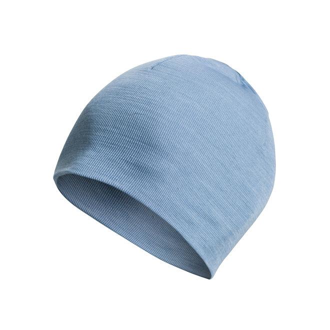 Merino Beanie LITE - Nordic Blue