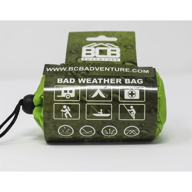 Bad Weather Bivy Bag - Olijfgroen