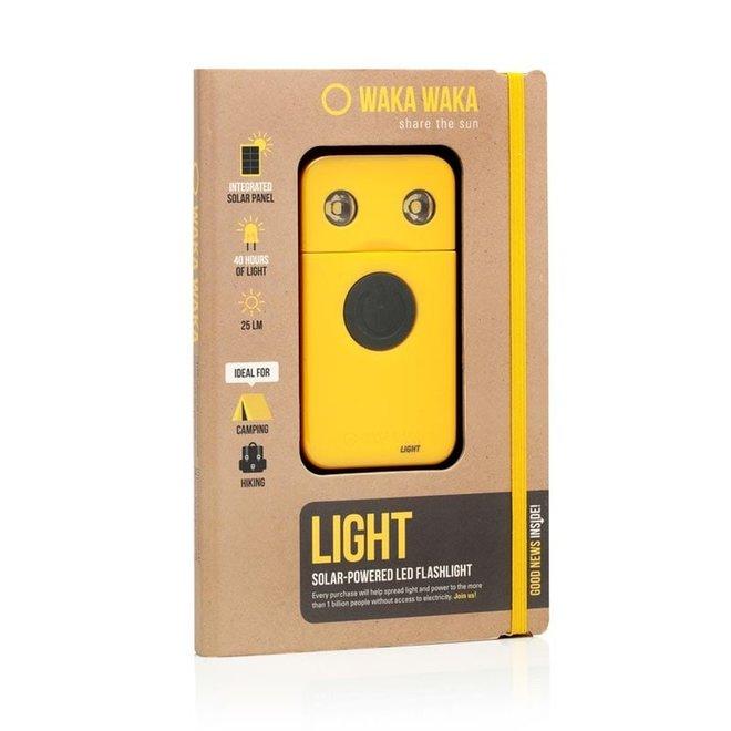 Solar LED Light - Geel