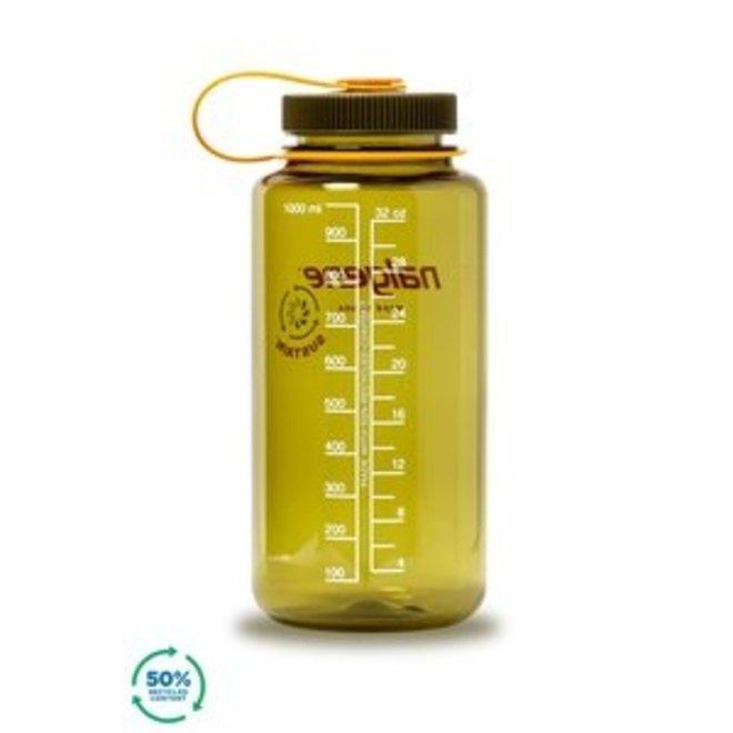 Original- Wide-Mouth Sustain Bottle - 1L - Olive