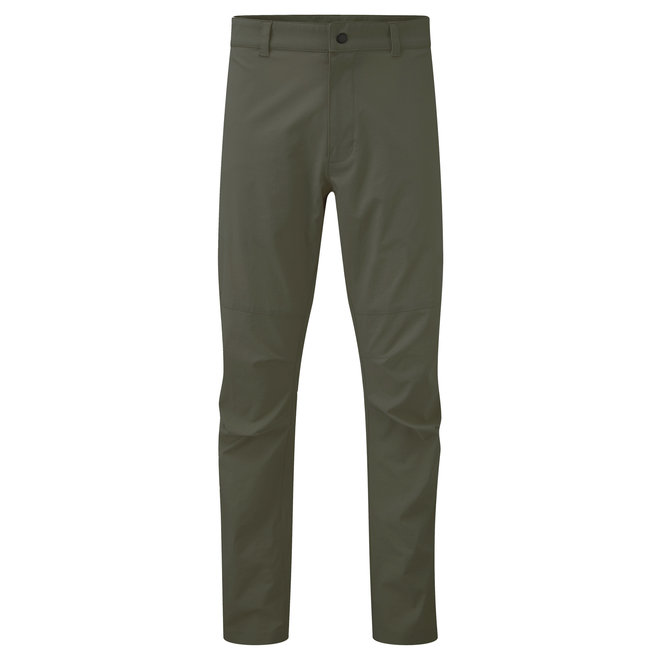 Machu Trousers - Insect Shield - Short - Olive Green