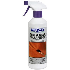 NikWax Tent & Gear Solarproof - 500ml