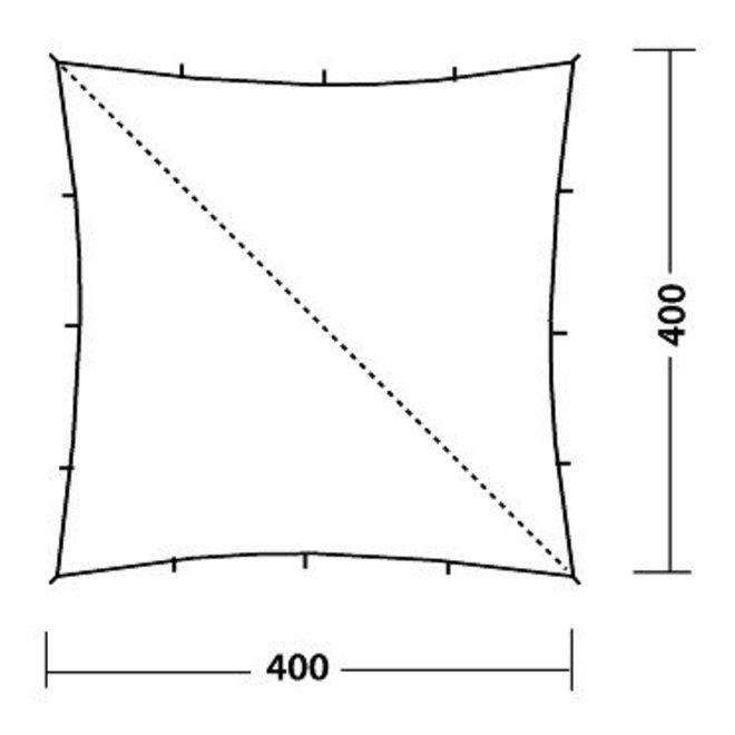 Tarp 4x4 - Polykatoen