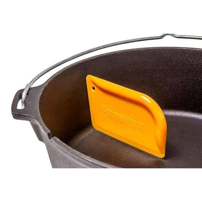 Dutch Oven en Skillet schraper