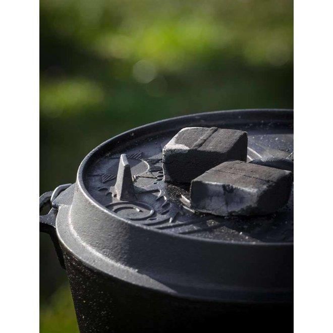 Dutch Oven en BBQ Briketten