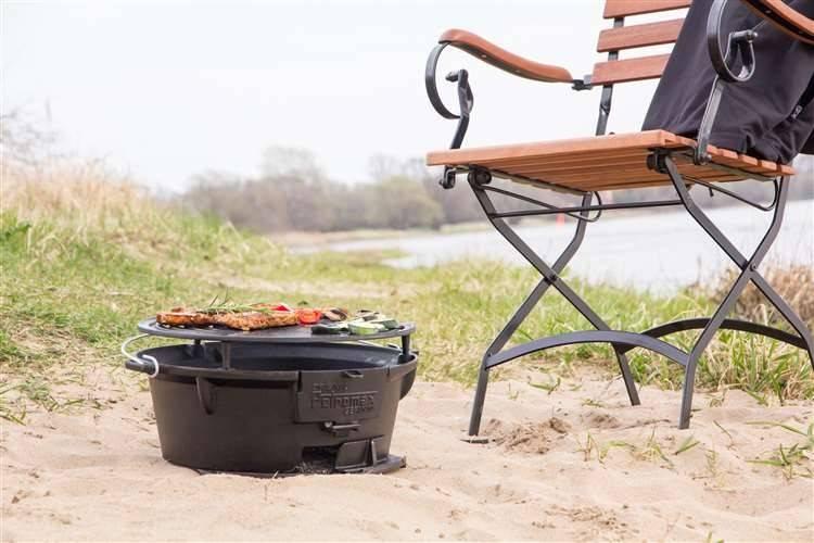 Petromax TG3 Fire Barbecue Grill Bushcraftshop.nl