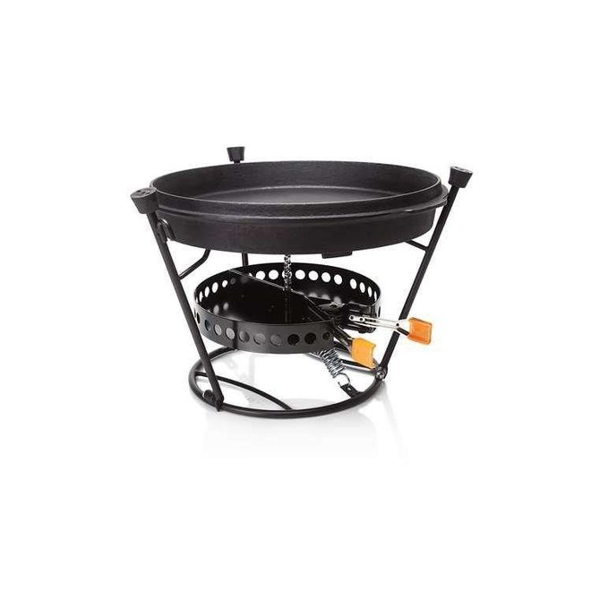 CampMaid Charcoal Tray Pro-FT