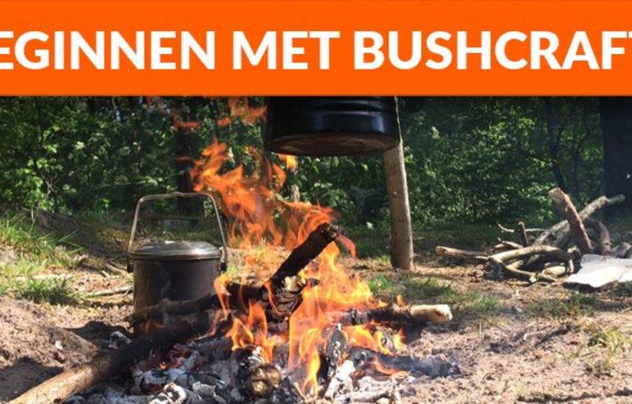 Beginnen met Bushcraft: uitrusting ( deel 1)