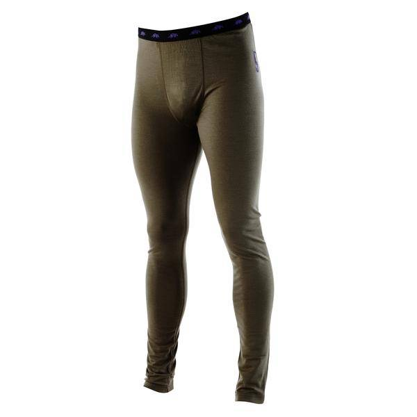 Johnnies 2 - Long John Bottoms - Trouser - Olive